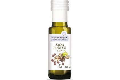 [MPLUS] BIO PLANETE Organic Sacha Inchi Oil 100ml