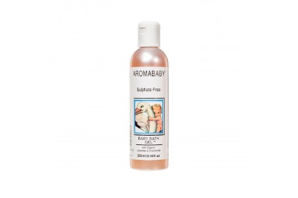 AROMABABY BATH GEL WITH ORGANIC CHAMOMILE 250ML