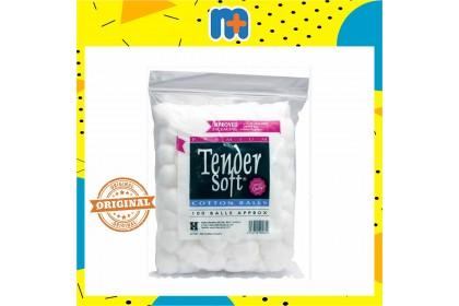 [MPLUS] Tender Soft Cotton Balls 100S