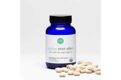[MPLUS] Ora Appley Ever After Organic Apple Cider Vinegar Pills 60 Tablets