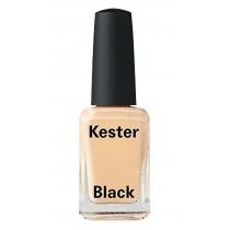 KB010 KESTER BLACK PEACH MELBA  NAIL POLISH 15ML