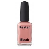 KB020 KESTER BLACK PETRA NAIL POLISH 15ML