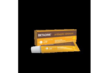 [MPLUS] BETADINE Antiseptic Ointment 10g