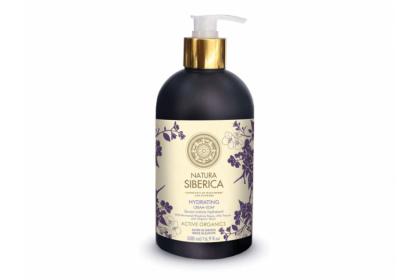 [MPLUS] NATURA SIBERICA Hydrating Cream Soap 500ml
