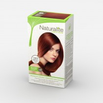 NATURALITE HAIR COLOR 6.45 [RED COPPERY]