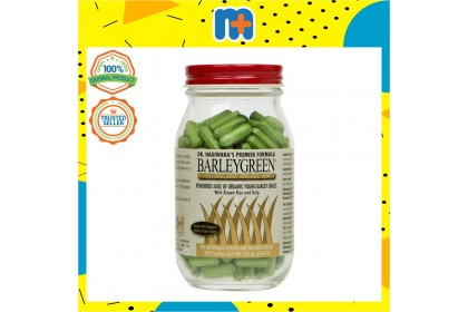 [MPLUS] Barley Green Premium Caplet 280 Caplets
