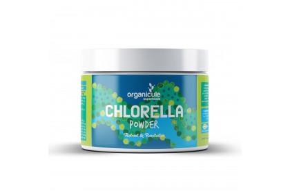 [MPLUS] ORGANICULE Chlorella Powder 200g