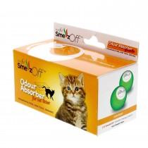 SMELLZOFF CAT LITTER 65G