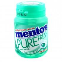 MENTOS PURE FRESH CHEWING GUM 57.75G, 1S (WINTERGREEN MINT FLAVOUR)