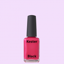 KB005 KESTER BLACK SORBET  NAIL POLISH 15ML