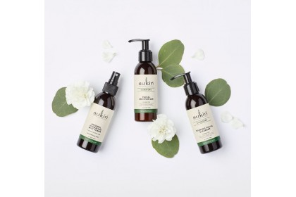 (MPLUS) SUKIN LOVE YOUR SKIN PACK (FOAMING CLEANSER, HYDRATING TONER & FACIAL MOI)