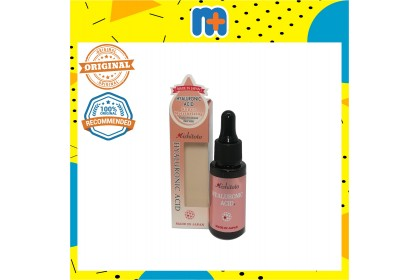 [MPLUS] Aishitoto Hyaluronic Acid Concentrate Serum
