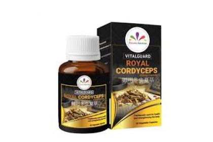 [MPLUS] DYNAMIC NUTRITION VITALGUARD ROYAL CORDYCEPS 450MG 60S