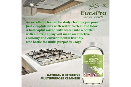 [MPLUS] Eucapro Multi Purpose Cleaner 500Ml