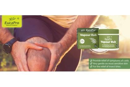 [MPLUS] Eucapro Vapour Rub 15G