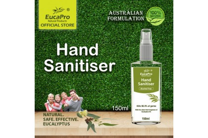[MPLUS] Eucapro Hand Sanitizer 150Ml