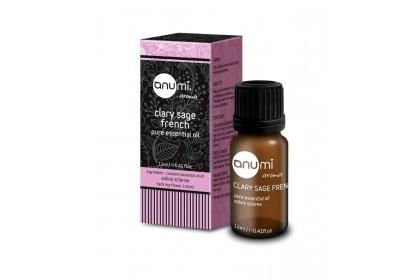 [MPLUS] Anumi Pure Essential Oil - Clary Sage 12Ml