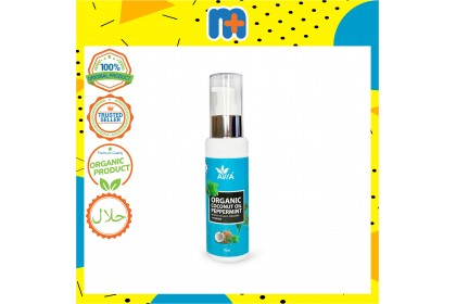 [MPLUS] AVIA Organic Coconut Oil With Peppermint 70ml