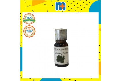 [MPLUS] BORNEO Ginseng Flower Pure Essential Oil 10ml