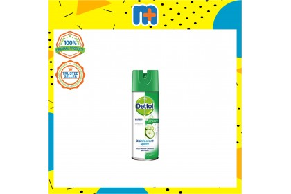 [MPLUS] DETTOL Disinfectant Spray Cucumber Splash 400ml