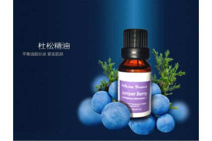 [MPLUS] WHITE SCENT Juniper Berry 5ml Essential Oil