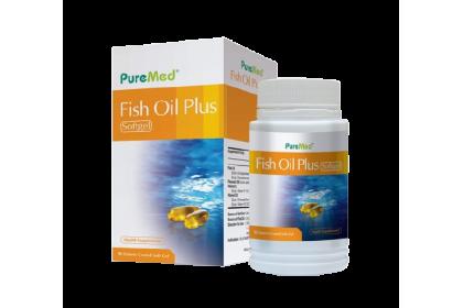 [MPLUS] PUREMED Fish Oil Plus 90's