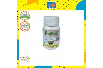 [MPLUS] CLEARANCE FOODVIBE Moringa Oleifera Extract 250mg Veg Capsules 60's [Exp:8/21]