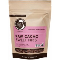 BTF TRU RA ORG CACAO SWEET NIBS (COLD PRESSED & RAW) 100G