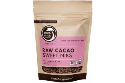 [MPLUS] Btf Tru Ra Org Cacao Sweet Nibs (Cold Pressed & Raw) 100G