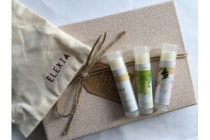 [MPLUS] ELEXIA NATURALS Vanilla Lip Balm 4.5G