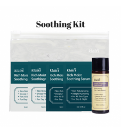 KLAIRS SOOTHING TRIAL KIT