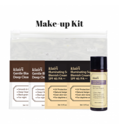 KLAIRS MAKEUP TRIAL KIT