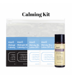 KLAIRS CALMING TRIAL KIT