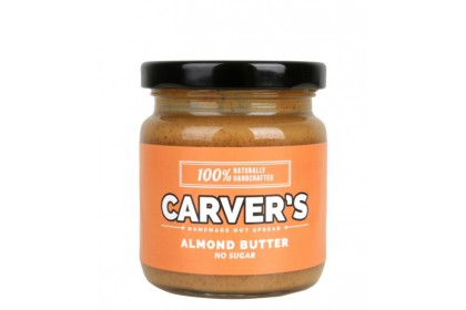 [MPLUS] Carver'S Almond Butter 180Gm