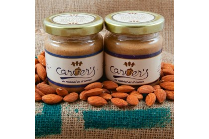 [MPLUS] CARVER'S ALMOND BUTTER WITH ORGANIC CHIA SEEDS 180GM
