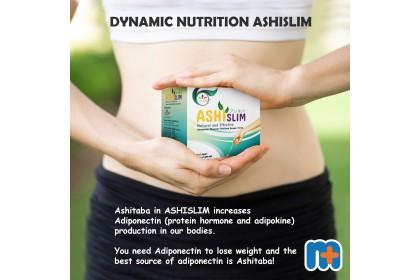 [MPLUS] DYNAMIC NUTRITION Ashislim 5G x 20S