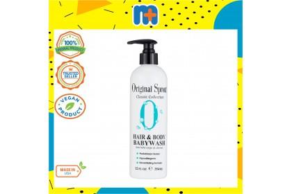 [MPLUS] ORIGINAL SPROUT LI-020D Hair and Body Babywash 12oz
