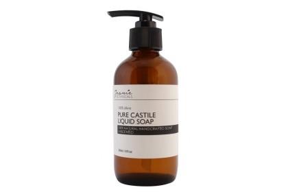 [MPLUS] JEANIE BOTANICALS Liquid Castile Soap (Eucalyptus/Spearmint/Orange) 240ml