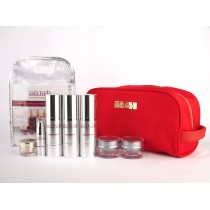 ASTATUDE TRIAL PACK  + COSMETIC POUCH + COMPACT FOUNDATION