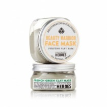 HANDMADE HEROES BEAUTY WARRIOR FACE MASK - FRENCH GREEN CLAY 70G