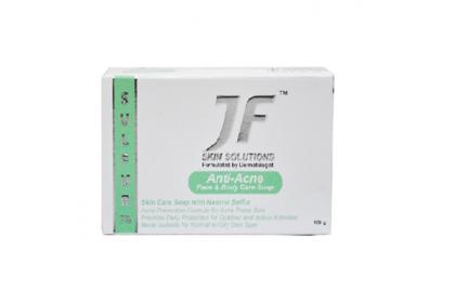 [MPLUS] JF SULFUR Soap Sulphur 5% 100g