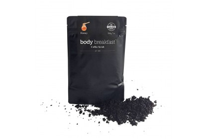 [MPLUS] Body Breakfast Honey Coffee Scrub 200G