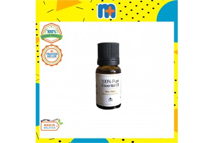 [MPLUS] WONDERLUSH Tea Tree Essential Oil 10ml