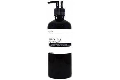 [MPLUS] JEANIE BOTANICALS Liquid Castile Soap (Geranium/Pink Grapefruit/Patchouli) 500ml