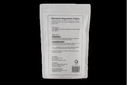 [MPLUS] ELEMENTZ Magnesium Flakes 100g