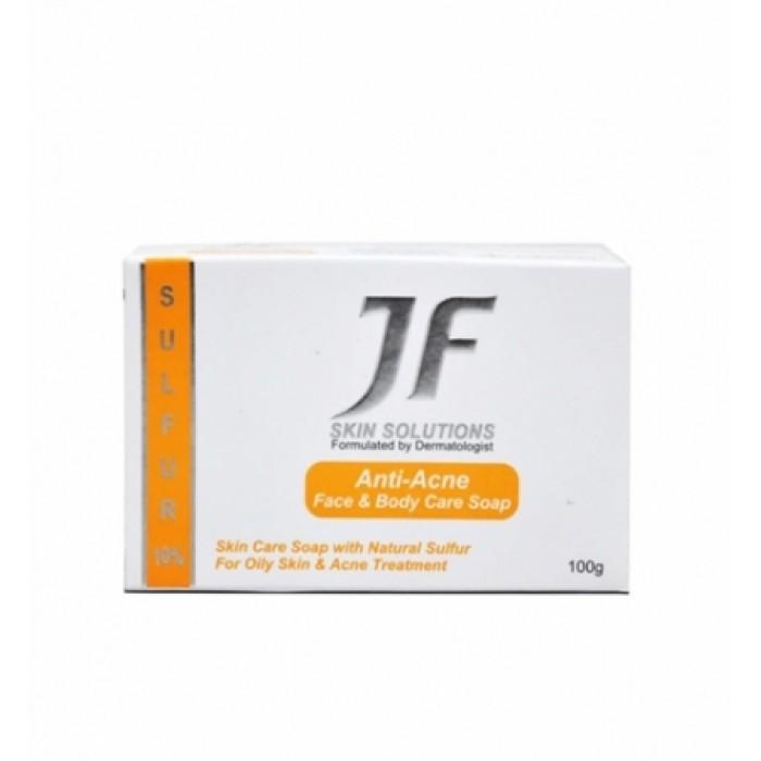 JF SULFUR SOAP 10% 100g Free JF SULFUR SOAP 10% 20g
