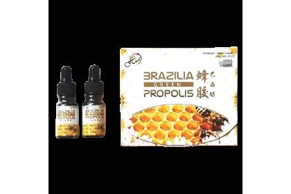 [MPLUS] HALO Brazilia Green Propolis Plus 10ml x 2 Bottles