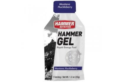 [MPLUS] HAMMER GEL HUCKLEBERRY (24X1SRV)