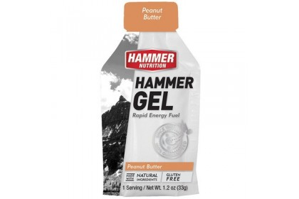 [MPLUS] HAMMER Gel Peanut Butter (24X1Srv)