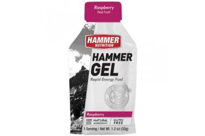 [MPLUS] HAMMER Gel Raspberry (24X1Srv)